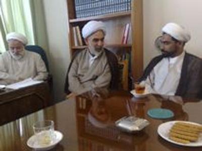 Ayatullah Qomi Meets Pakistani Delegation of Shia Scholars from Baltistan