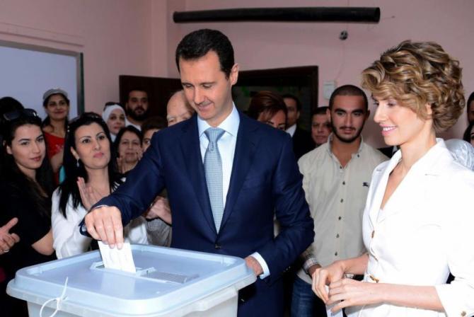 Bashar Al Asad Wins 3rd Presidential Elections in a Landslide Victory