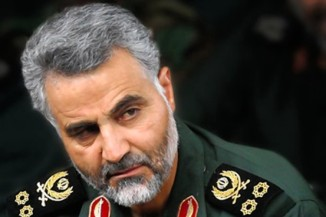 Commander of Irani Quds Force Maj. Gen Qaseem Solamani