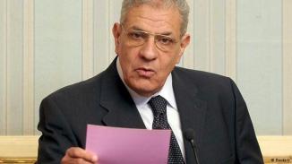 Egyptian Prime Minister Mahlab