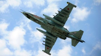 Iraq Recieves Russian Sukhoi Su 25 Jets