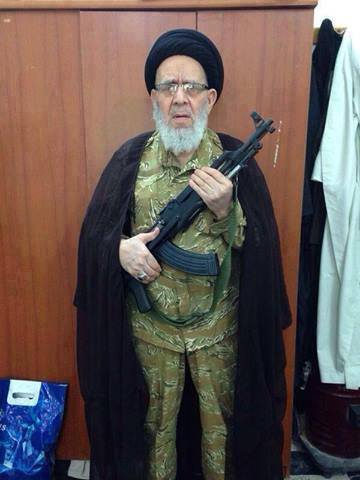 Iraqi Shia Cleric Ready to fight against the ISIS a