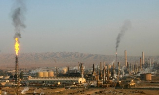 Iraq's Biggest OIl Refinery attacked by Terrorists