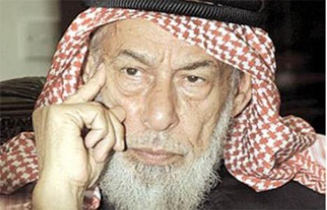 Iraq's Sunni Mufti and Sheikh Ahmed Al-Kabisi,