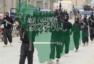 ISIL Terrorist are Saudi , Qatari & Turkish Funded