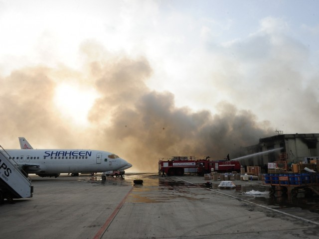 Karachi International Airport Attacked By TTP