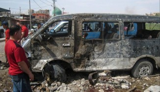 Twine suicide blasts kill 28, injure 150 in Iraq