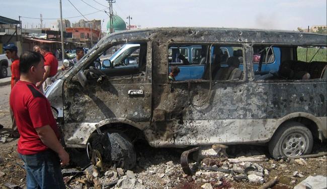 Twine suicide blasts kill 28, injure 150 in Iraq