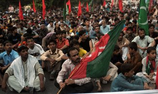 MWM Protest Rally Against Shia Target Killing at CM House