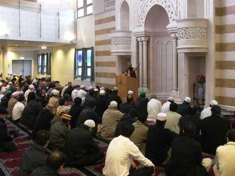 Norway's Mosque Imam attacked in Oslo
