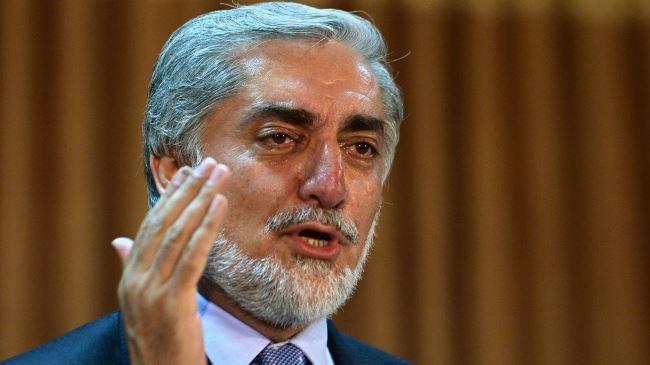 Presidential Contestant Abdullah Abdullah