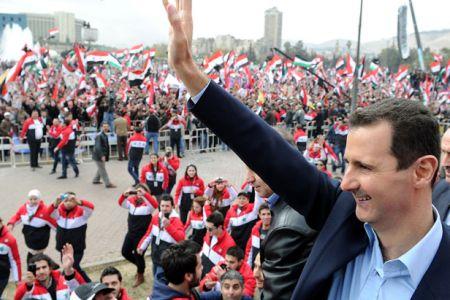 Syrian President Declares General Amnesty
