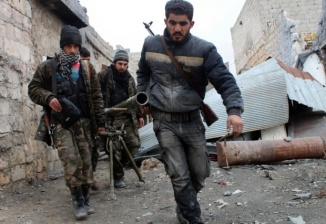 Syrian Rebel Commanders Quit FSA