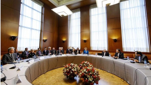 US Iran in Direct Talks on Nuclear Deal in Geneca