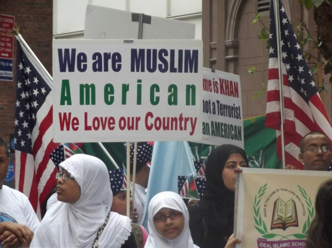 US Muslim Population