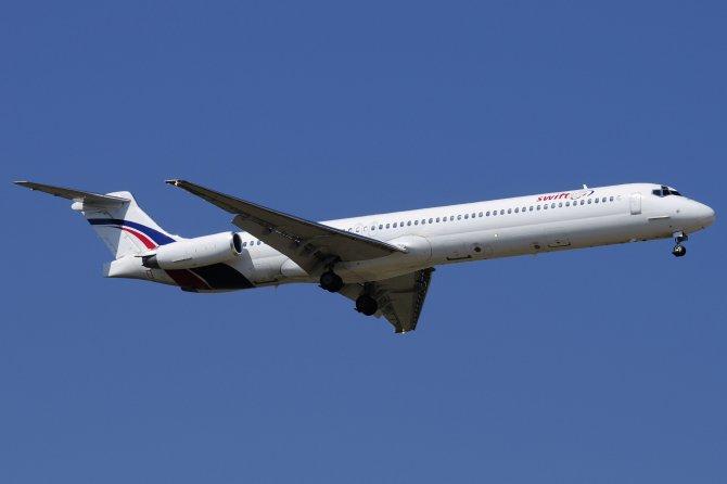 Algerie Flight AH 5017  Swiftair MD-83