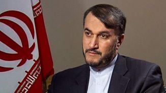 Deputy Foreign Minister Amir Abdolahnian