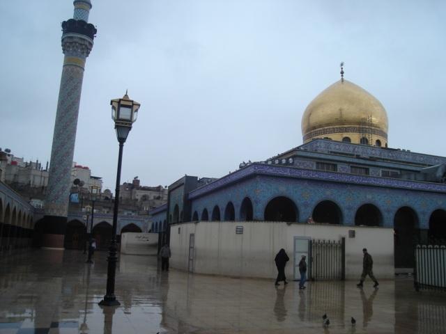 Holy Shrine of Bibi Zainab