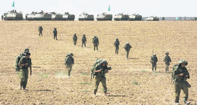 Israel Army Launches Ground Operation in