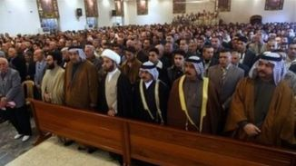 Londom Muslim Imam of Mosques United against Sectarianism