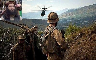 Operation Zarb e Azb , Adnan Rasheed Aressted