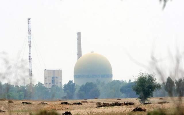 Pakistan Khushab Nuclear Reactor Facility