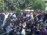 Protest Sit In  @ 21 Ramzan 2014