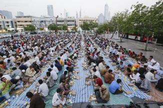 Ramzan Celebrated Around the World