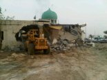 Shia Mosque Bulldozed in Bahrain