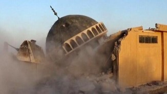 Sufi Shrine Demolished by ISIS Terrorists