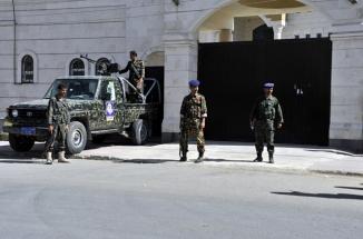Suicide Blast at Saudi Border Post