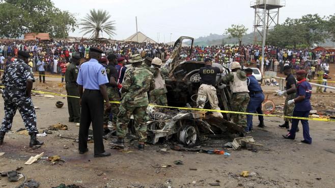 Twin Blasts in Kaduna , Nigeria
