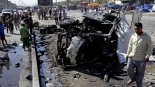 Twin suicide Blasts By ISIL Terrorists