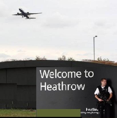 UK Airports Under Terrorist Threat
