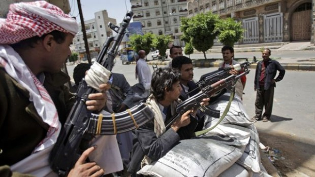 Yemeni Shia Houthi Rebels Seize the Control Arman City a
