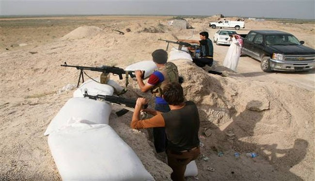 Some 100 ISIL terrorists killed in Iraqi army operation