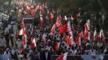 Bafriani Shia Protest against the Al Khalifa Regime