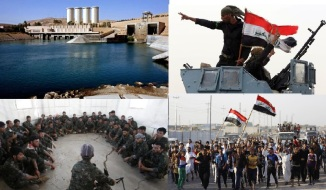 Iraqi Mosul Dam ReCaptured by Forces