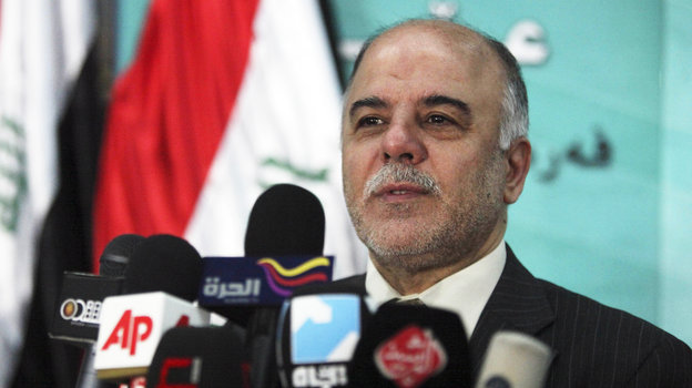 Iraq's New PM Haider Al Abadi