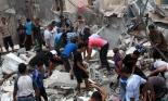 Palestinian child killed in Gaza airstrike