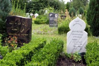 Muslim Cemetery in Finland