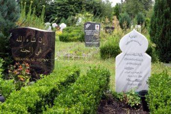 Muslim Cemetery in Finland