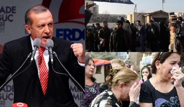 Erdogan: How long world wants to stays silent on Israeli state terrorism?