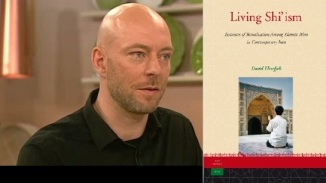 David Thurfjell, Swedish Author of Living Shiism
