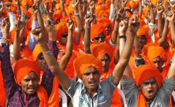 HIndu Nationalist Trying to Convert all To hinduism