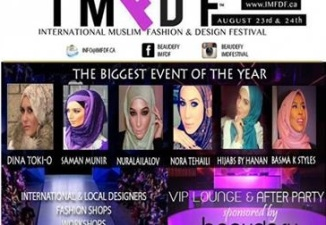 International Muslim Fashion & Design Festival