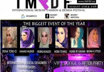 International Muslim Fashion & Design Festival