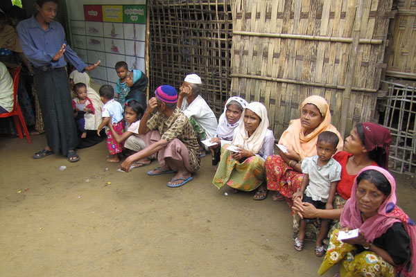 Rohingya Muslims to be Put in Concentration Camps