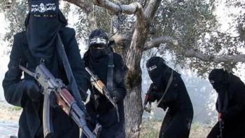 UK Female ISIS Recruits