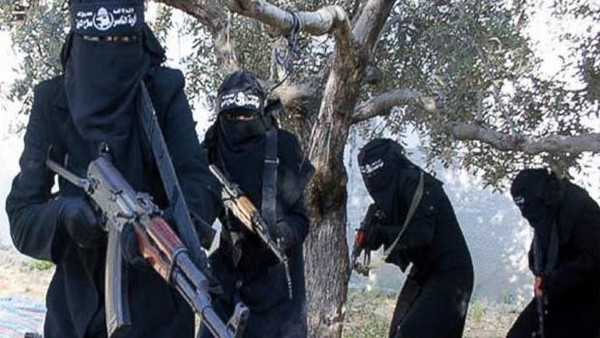 UK Female ISIS Recruits